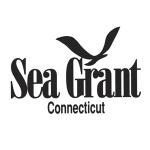 Sea Grant logo flying bird over black letters